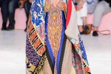 إيترو تحاكي المرأة الجريئة والواثقة من نفسها Etro Milan Fashion Week Spring 2019