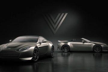 إعادة إحياء الأسطورة: Aston Martin V600 تولد من جديد