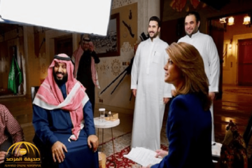 كواليس لقاء ولي العهد مع شبكة CBS الأميركية