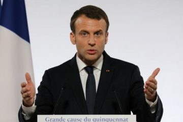 الرئيس الفرنسي إيمانويل ماكرون يشارك في مهرجان كان!