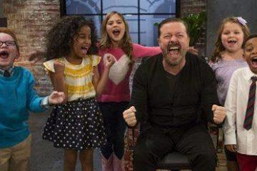 أطلقت شبكة ABC الأمريكية برنامج Ricky Gervais للعبة غير المعترف بها «دعم الطفل» في السوق الدولية في MIPTV