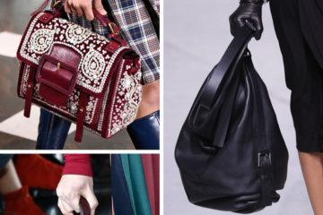 أجمل الحقائب من المنصات اللندنية London Fashion Week