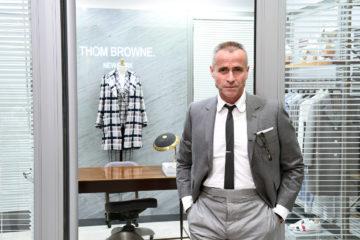 Thom Browne Ready To Wear Spring Summer 2019 Paris  Paris أسبوع الموضة في باريس لربيع 2019