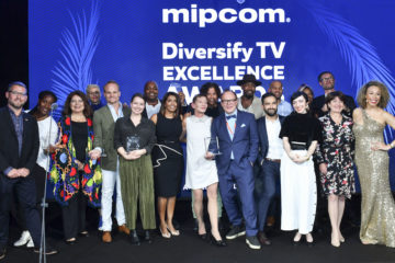 MIPCOM-MIPCOM DIVERSIFY TV EXCELLENCE AWARDS تنويع الفائزين بجائزة التميز التلفزيوني