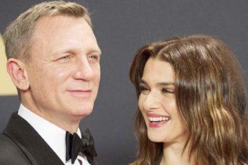 الممثلة رايتشل وايز تنجب طفلتها الأولى من زوجها دانيال كريج
