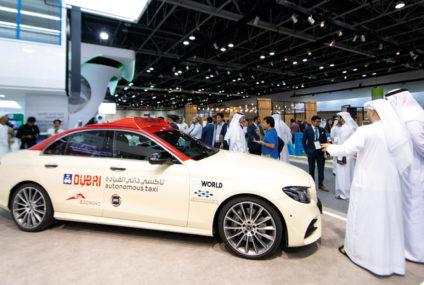 تاكسي ذكي من دون سائق بداية الصيف المقبل في دبي