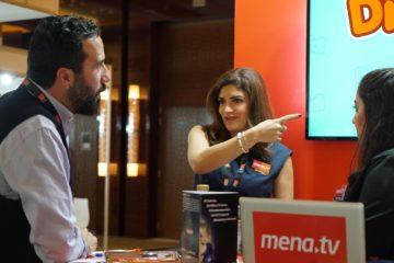 جناح MENA لأول مرة في MIPCOM
