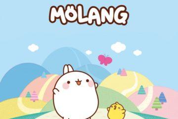 اشتهر منتج الرسوم المتحركة في 190 بلد بفضل أرنب ذكي يدعى «مولانج»  Molang