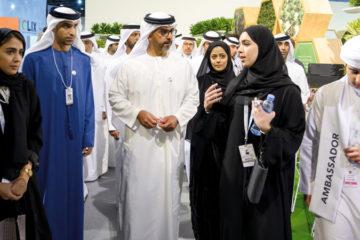 حامد بن زايد: «أبوظبي للاستدامة» يبحث تحديات وحلول الطاقة المتجدّدة والتنمية المستدامة