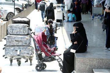 صحفي سعودي يوضح حقيقة توقف مطار أبها عن العمل