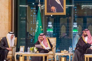 الملك سلمان يدشن برنامج خدمة ضيوف الرحمن
