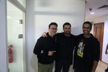 النجوم العرب يشاركون في أوبريت «صناع الأمل» في دبي