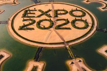 لم يعلم الكثيرون بوجودها.. بحيرة «إكسبو 2020» تزين صحراء دبي