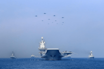 تدريبات عسكرية أمريكية في بحر الصين الجنوبي تحت أنظار بكين