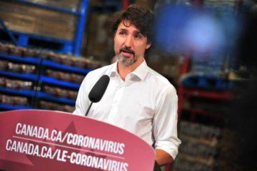 توجيه 22 اتهاماً لرجل اقتحم مقر إقامة رئيس وزراء كندا