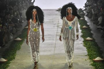 أسبوع الموضة في ساو باولو: الألوان لم تقتصر على القماش