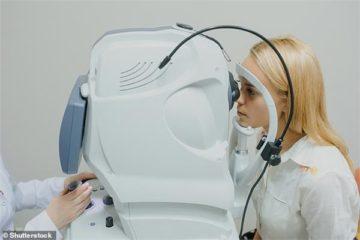 اختبار متبكر يتنبأ بالضمور البقعي لشبكية العين قبل 3 سنوات من بدء الأعراض