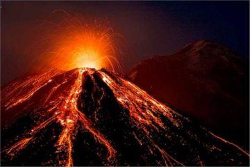شاهد.. ثورة بركاني «هاواي» و«إنتا» بنهاية 2020
