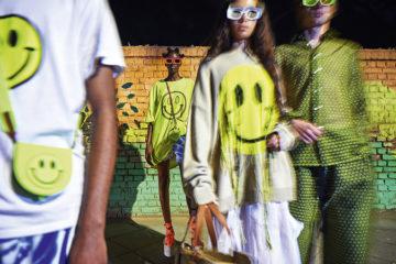 Smiley يزيّن مجموعة مختارة من الأزياء والإكسسوارات