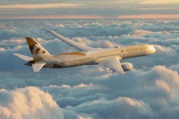 الاتحاد للطيران تعلق رحلاتها بين أبوظبي والسعودية ومسقط والكويت