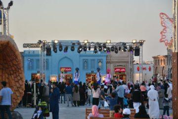 الاتحاد النسائي العام يشارك في مهرجان الشيخ زايد التراثي بالوثبة 2020