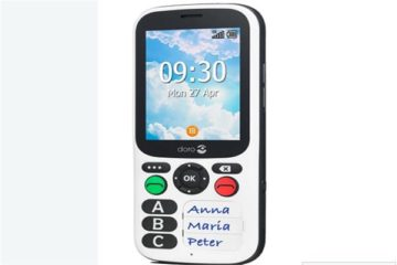 «بثلاثة أزرار».. إطلاق هاتف مبتكر لكبار السن