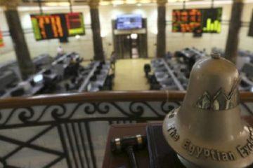 بورصة مصر توقف التداول «مؤقتا» ومؤشرها يهبط 5%