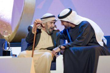 محمد بن زايد معزياً في وفاة عقيدة المهيري: عقود من العطاء في خدمة الوطن