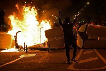 لليوم الرابع.. مظاهرات «المطرب اليساري» تشعل إسبانيا