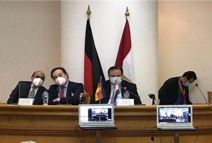أمين الأعلى للثقافة: مصر وألمانيا بينهما تاريخ طويل ذو طابع متنوع