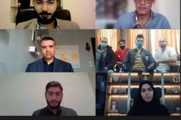 """ورشة افتراضية حول """"رالي العرب لريادة الأعمال 2021"""""""