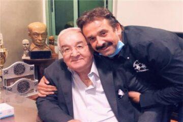 تعافي والد كريم عبد العزيز من فيروس كورونا