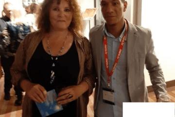 Short interviews/مقابلات قصيرة Valérie Mairesse Cannes Film Festival 2018