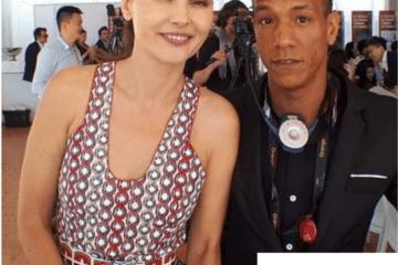 Short interviews/مقابلات قصيرة Virginie Ledoyen Cannes Film Festival 2019