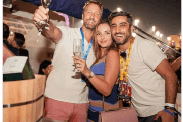 Amber Lounge Abu Dhabi Grand Prix / جائزة أبو ظبي الكبرى Amber Lounge