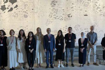 افتتاح جناح الكويت في «بينالي البندقية» الدولي للعمارة
