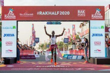 نصف ماراثون رأس الخيمة يعود في 18 فبراير 2022 Marathon (ماراثون)