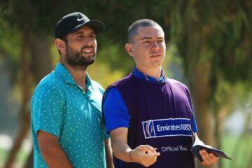 Omega Dubai Desert Classic : أوميغا دبي ديزرت كلاسيك: يحفظ أليكس ليفي شرف الألوان الثلاثة
