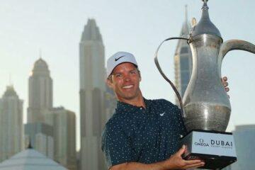Omega Dubai Desert Classic : أوميغا دبي ديزرت كلاسيك: ألقى كيسي حديث التجربة ، أفضل 10 لفيي وروزنر