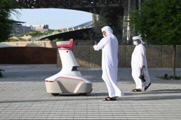 التكنولوجيا تعانق الخيال.. 150 روبوتا تصاحب زوار إكسبو 2020 دبي