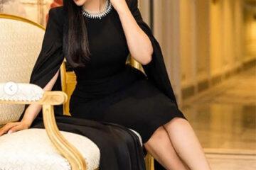لجين عمران تخطف الأنظار في أسبوع الموضة في باريس